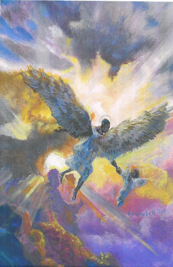 Reaching Angel