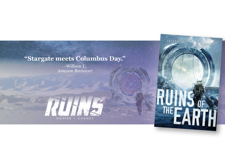 Ruins of the Earth Book 1 Launches Strong