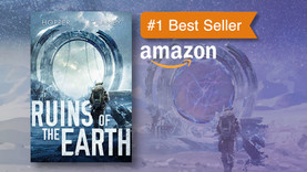 Ruins of the Earth Hits #1 in Six Categories and #119 on Amazon