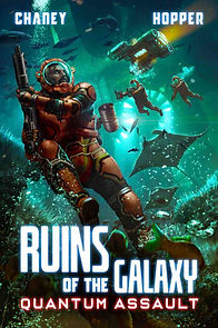 Ruins of the Galaxy Book 8 Quantum Assau
