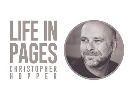 I've Launched a New Podcast: Life in Pages