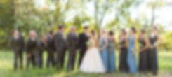 Kim & Matt bridal party