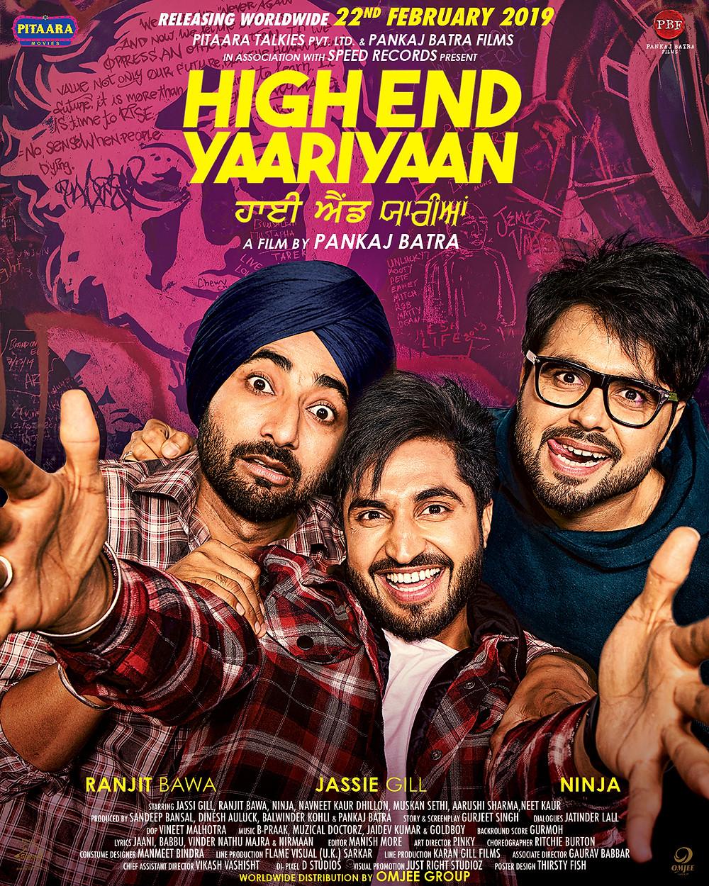 High End Yaariyaan  - A Film By Pankaj Batra