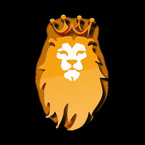 Lion Car Hanging