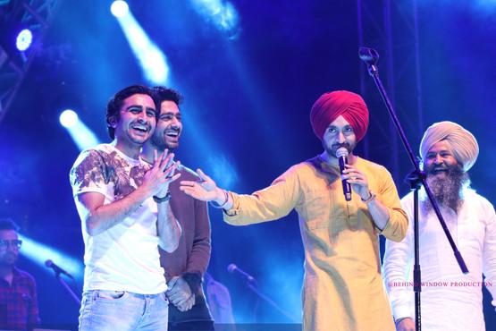 Diljit Dosanjh & Jagjeet Sandhu