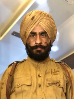 Jagjeet Sandhu ( Sajjan Singh Rangroot )