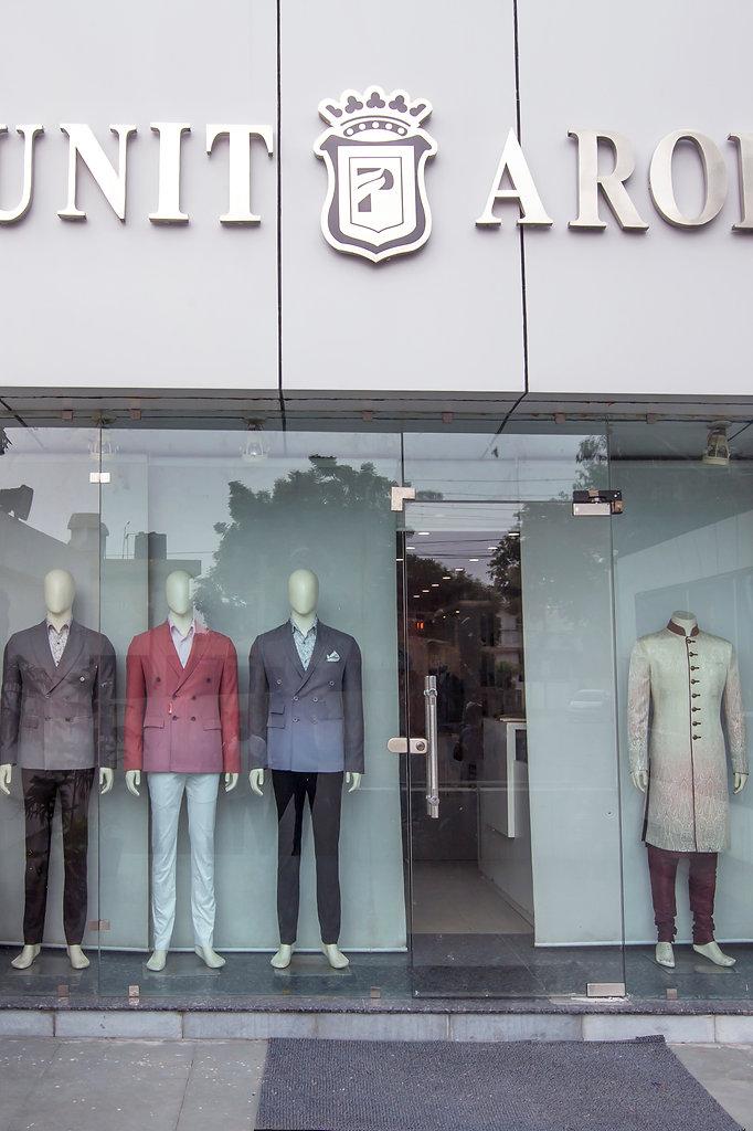 Punit Arora | Fashion Designer