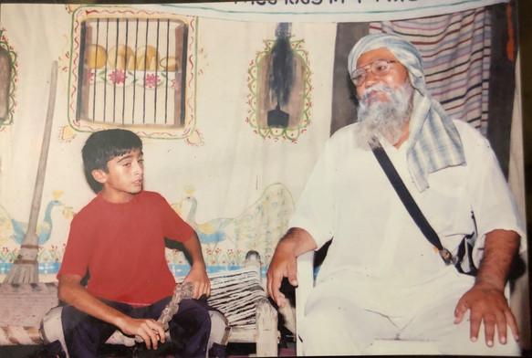 Jagjeet Sandhu Childhood
