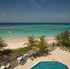 Coral Sands Beach Resort Balcony