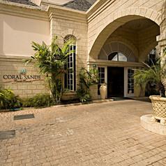 Coral Sands Beach Resort Entrance