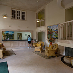 Coral Sands Beach Resort Lobby