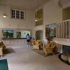 Coral Sands Beach Resort Lobby