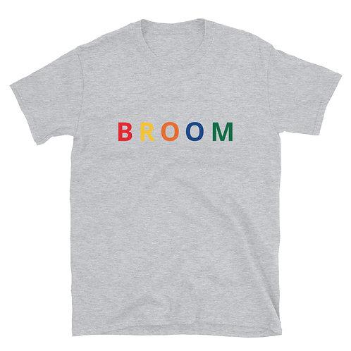 Broom Short-Sleeve Unisex T-Shirt