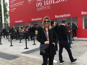 Salone de Mobile. Milano 2019