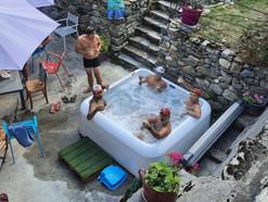 prolongez vos vacances !!!nos clients ont aimé le spa!!!!