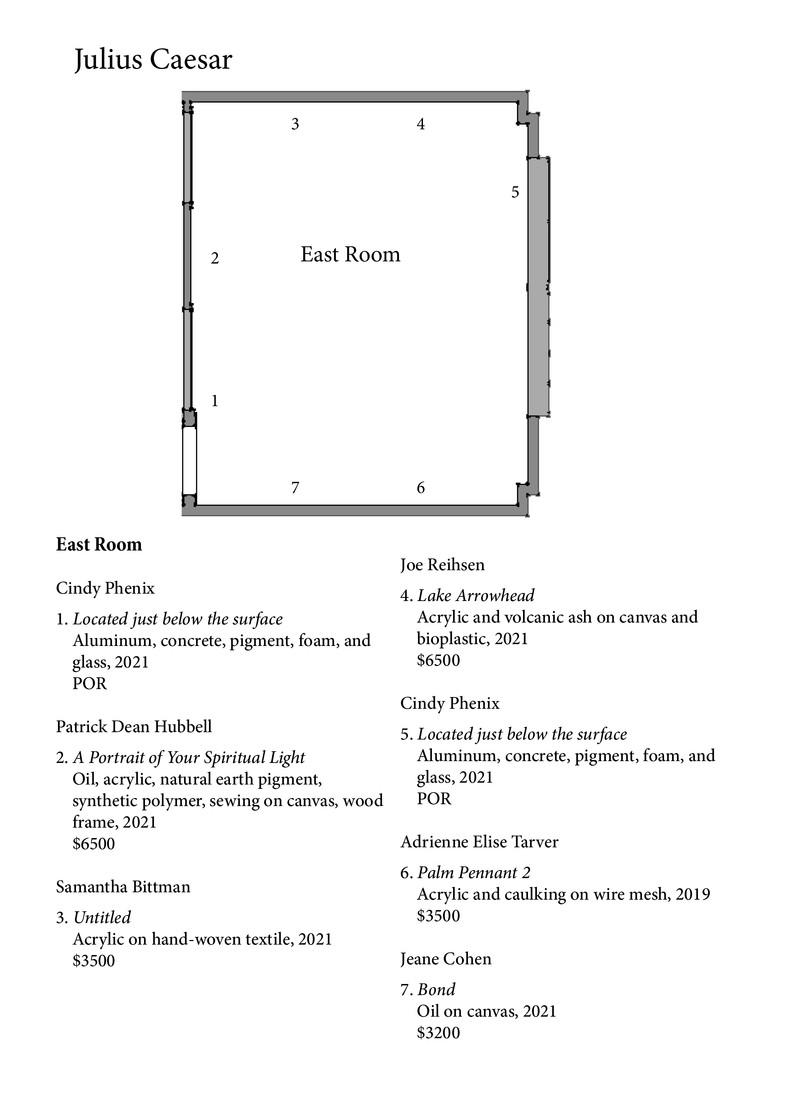 Julius Caesar Group Chat East Room prices.jpg