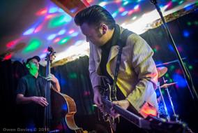 Ruzz Guitar & Joe Allen