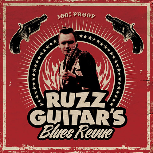 Ruzz Guitar's Blues Revue - CD