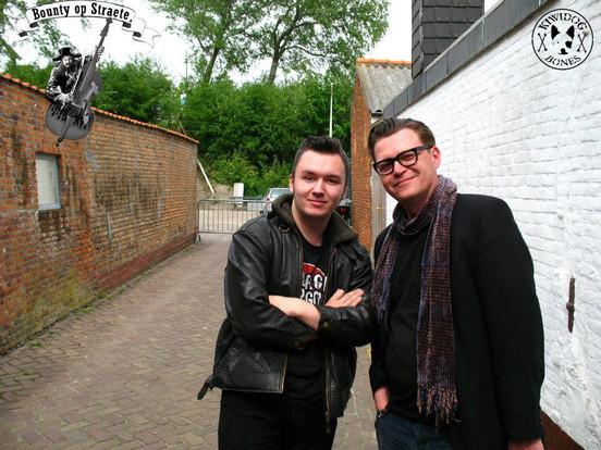 Ruzz Guitar & Paul Pigat