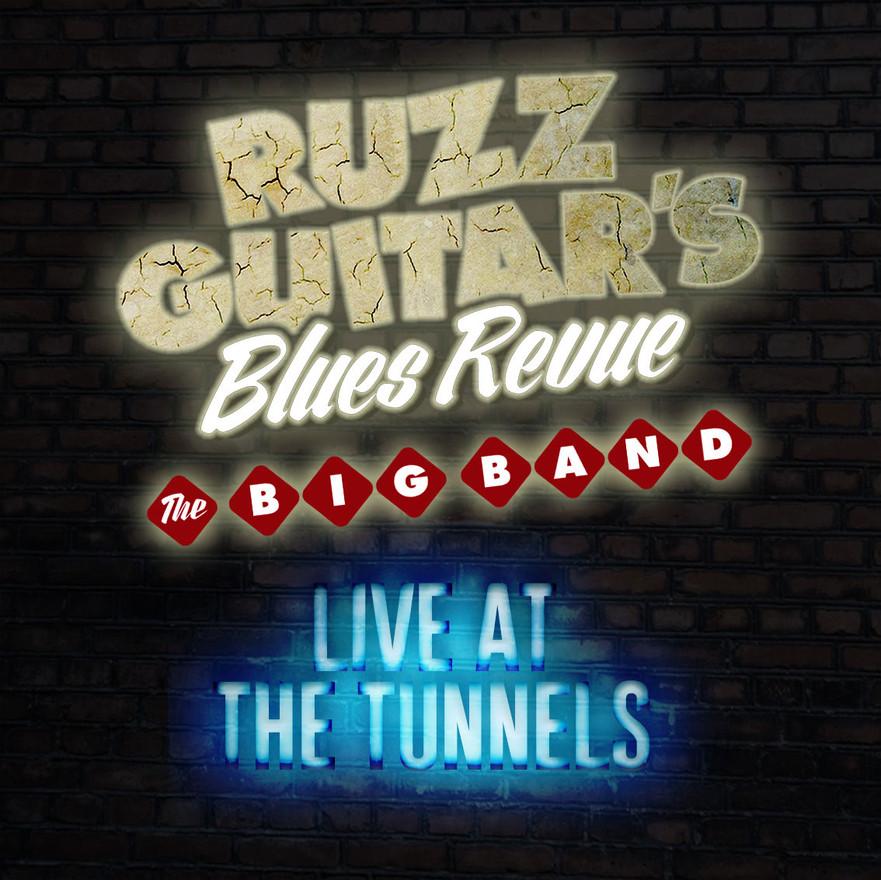 Ruzz Guitar's Blues Revue - The Big Band Live Single