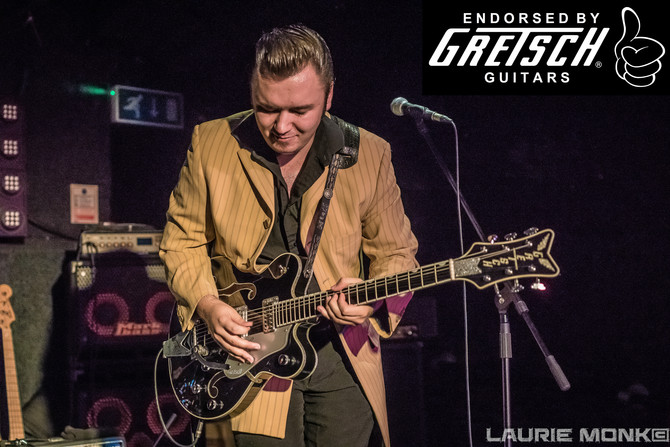 Endorsed By Gretsch Guitars!