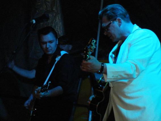 Ruzz Guitar with Paul Pigat