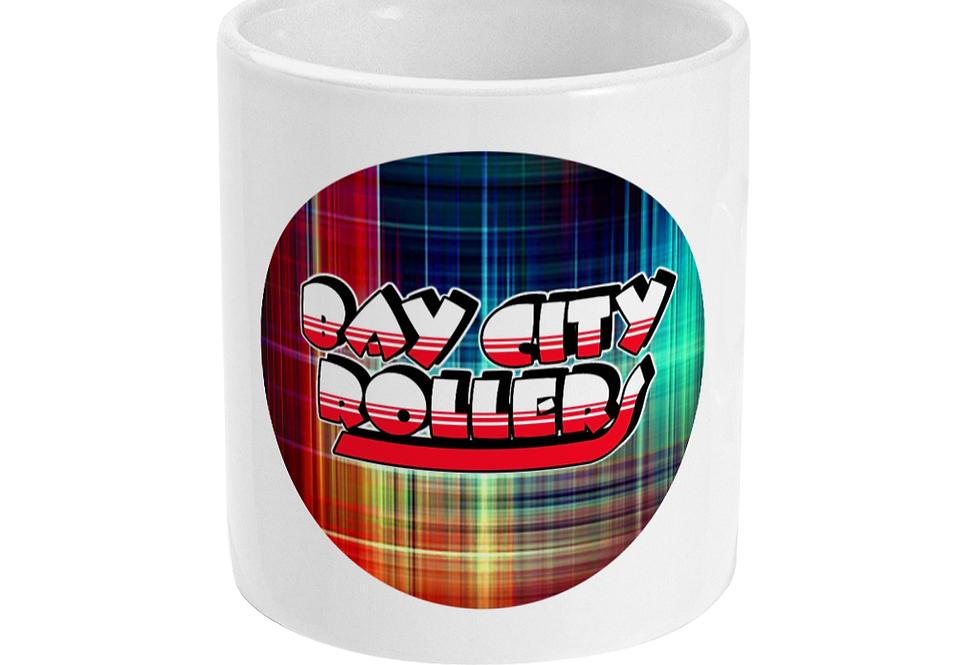Bay City Roller Logo Mug
