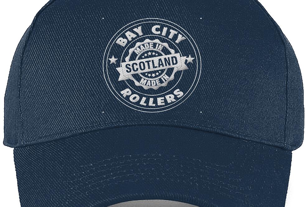 Made In Scotland Cap
