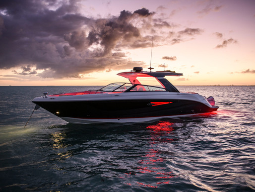 Sea Ray's Groundbreaking SLX-R 400E Outboard Garners 2020 Top Product by Boating Industry Magazine