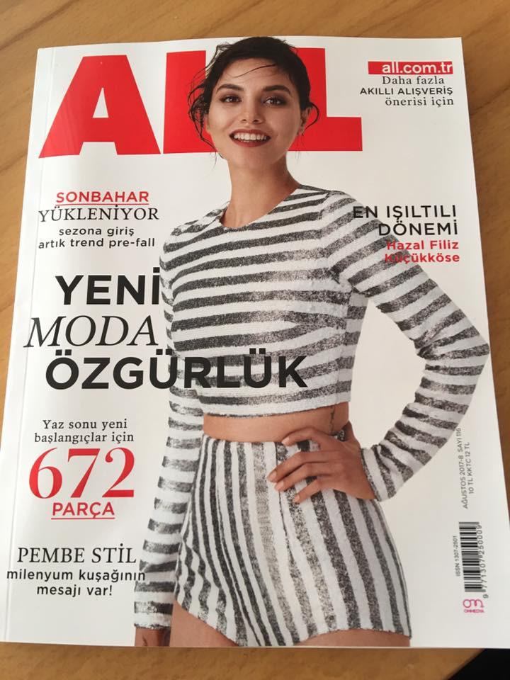 All Dergi Ağustos-2017