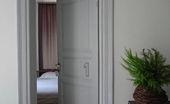 1 Numaralı Standart oda - Sergüzeşt Otel Büyükada