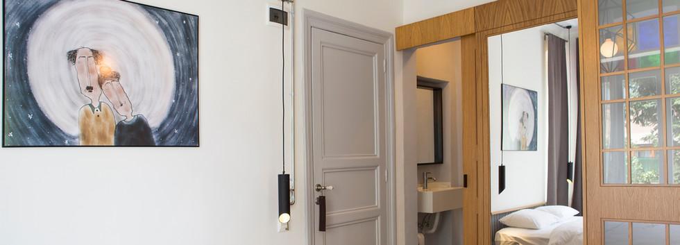 2 Numaralı Standart oda - Sergüzeşt Otel Büyükada