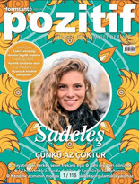 Pozitif Dergisi Eylül 2018 sayısı