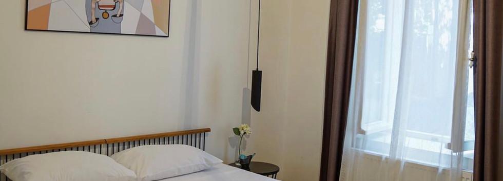 4 Numaralı Standart oda - Sergüzeşt Otel Büyükada
