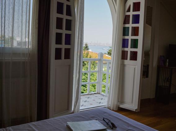 10 Numaralı Deniz Manzaralı Suit, Sergüzeşt Otel Büyükada