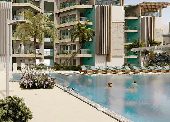 waterfront condos for sale punta cana