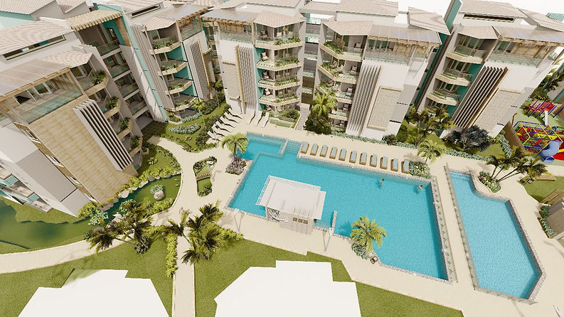 maple beach apartments for sale in bavaro punta cana
