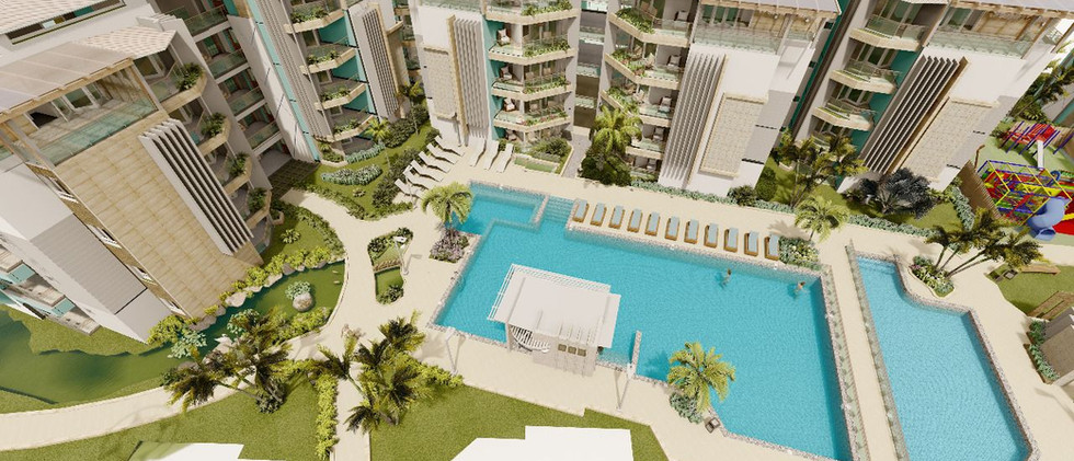 beach front apartments for sale dominican republic