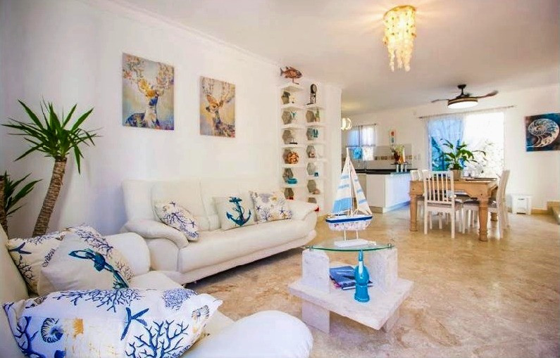 buy beachfront villa punta cana