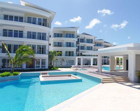 where buy luxury beachfront apartments dominican republlic