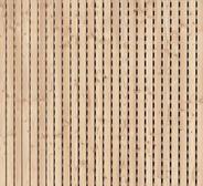 Acoustic linear Lärche weiß