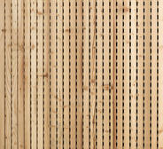 Acoustic linear Altholz Lärche