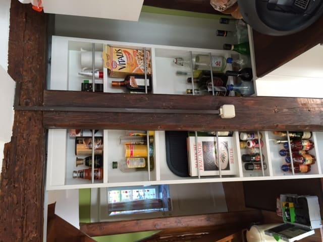 Bar Küche Schiebeschrank Schranktür