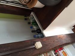 Bar Küche Schiebeschrank