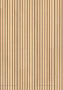 Acoustic Premium Tanne keilgezinkt weiß