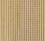 Acoustic linear Eiche