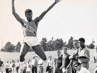 Student. Athlete. Pioneer.