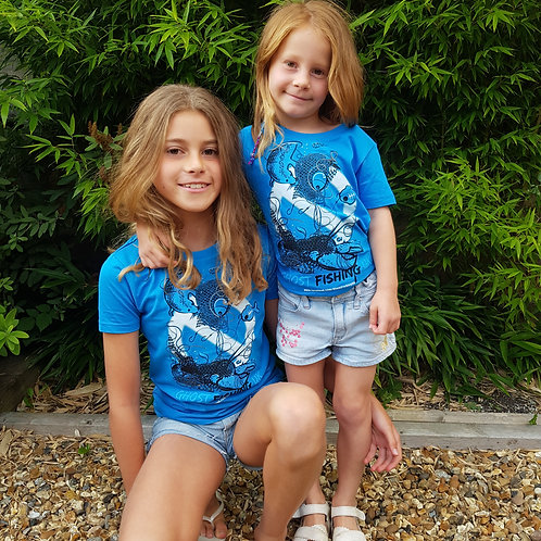Children's Blue T-Shirt