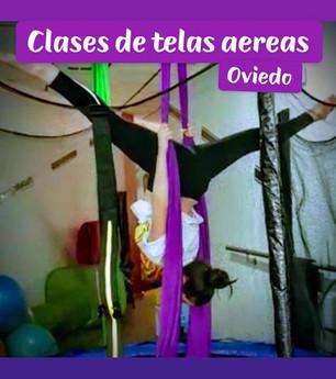 CLASES DE ACRO-TELAS