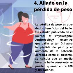 Aliado en la perdida de peso